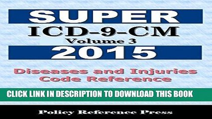 2012 Super ICD-9-CM Volume 3 (Procedures) (SuperICD9 2012)