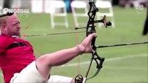 Belle boulette d'un officiel pendant une cérémonie des Jeux Paralympiques