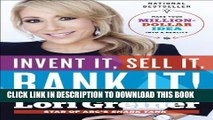 [PDF] Invent It, Sell It, Bank It!: Make Your Million-Dollar Idea into a Reality Popular Online