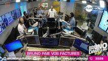Vacher change de radio... (13/09/2016) - Best Of en Images de Bruno dans la Radio