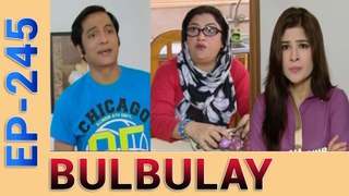 Bulbulay Drama New Episode 245 in High Quality 12th September 2016 Ary Digital
