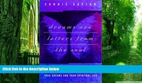 Big Deals  Dreams Are Letters from the Soul : Discover the Connections Between Your Dreams and