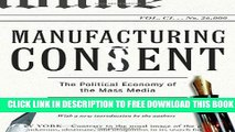 Collection Book Manufacturing Consent: The Political Economy of the Mass Media