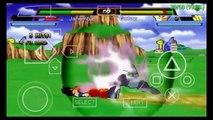 Hitto Contra a Rapa - Dragon Ball Shin Budokai Super