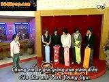 [vietsub] TVXQ_DBSK - The Kings Man Parody ep 1_4