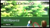 Stan Wawrinka corrigé par Jimmy Fallon à la Wii