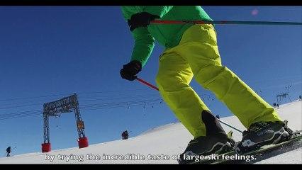 Ski Salomon QST85 - INTERSPORT 2017