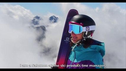 Ski Salomon Myriad - INTERSPORT 2017