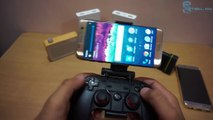 The Only Bluetooth CONTROLLER YOU will ever Need. Smartphone+PS4+PC Controller