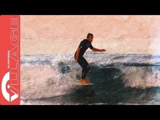 Jersey Island Longboard session With Joe Davies
