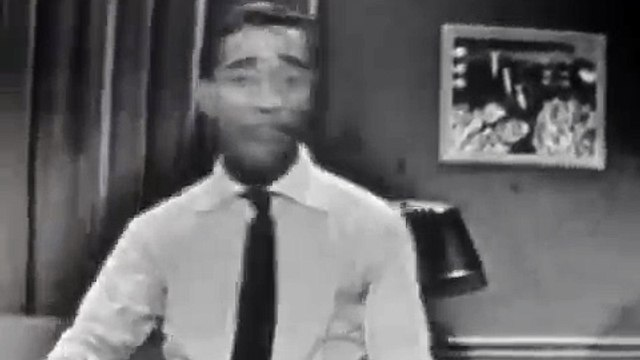 Sammy Davis Jr. sings Hey There (1954)