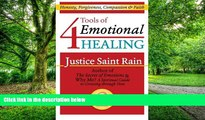 Big Deals  4 Tools of Emotional Healing: Honesty, Forgiveness, Compassion   Faith (Love, Lust and