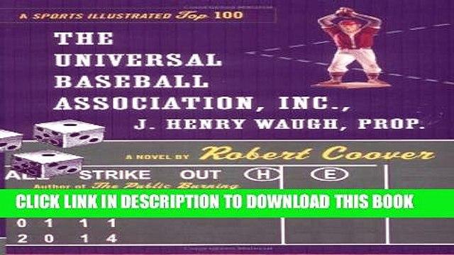 [PDF] The Universal Baseball Association, Inc., J. Henry Waugh, Prop. Full Online