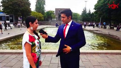 Farabi Talks at Güven Park,  ANKARA