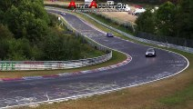 Un homme à deux doigts de se faire tuer en voulant prévenir d'un danger sur le circuit du Nürburgring