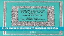 [PDF] Escritoras espanolas del siglo XIX / XIX Century Spanish Women Writers: Manual