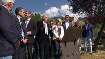 Alpes de Haute-Provence : La visite de Barbara Pompili, la Secrétaire d'Etat en charge de la Biodiversité en image