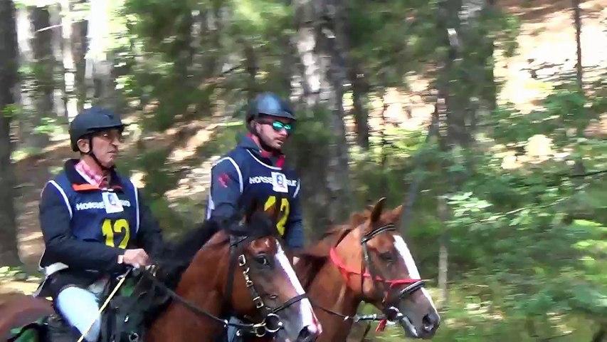 Clan Dei Ragazzi - Etna Horse Raid - 11 settembre 2016