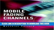 [PDF] Mobile Fading Channels: Modelling, Analysis,   Simulation Popular Online