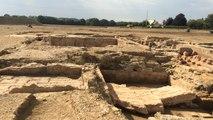 Villa gallo-romaine mise au jour