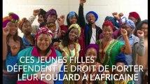 Ces jeunes filles se battent pour garder leurs foulards à l'africaine dans leur lycée aux États-Unis