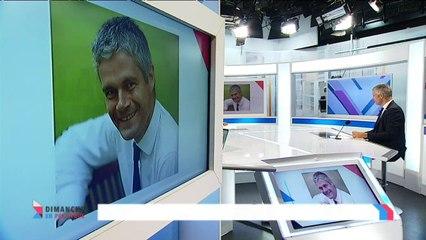 Dimanche en Politique : bonus web avec Laurent Wauquiez