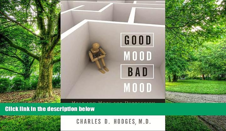 Big Deals  Good Mood Bad Mood: Help and Hope for Depression and Bipolar Disorder  Best Seller