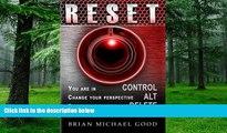 Big Deals  RESET: Control, Alt, Delete (Self-Help Books: Spiritual Growth, Personal Growth,