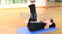 VIENTRE PLANO Rutina de ejercicios de abdominales