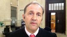 Meurtre de Burie aux assises de Saintes: l'interview de Lionel Béthune de Moro, un des cinq avocats de la défense