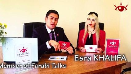 Farabi Talks at Kızılay, Ankara