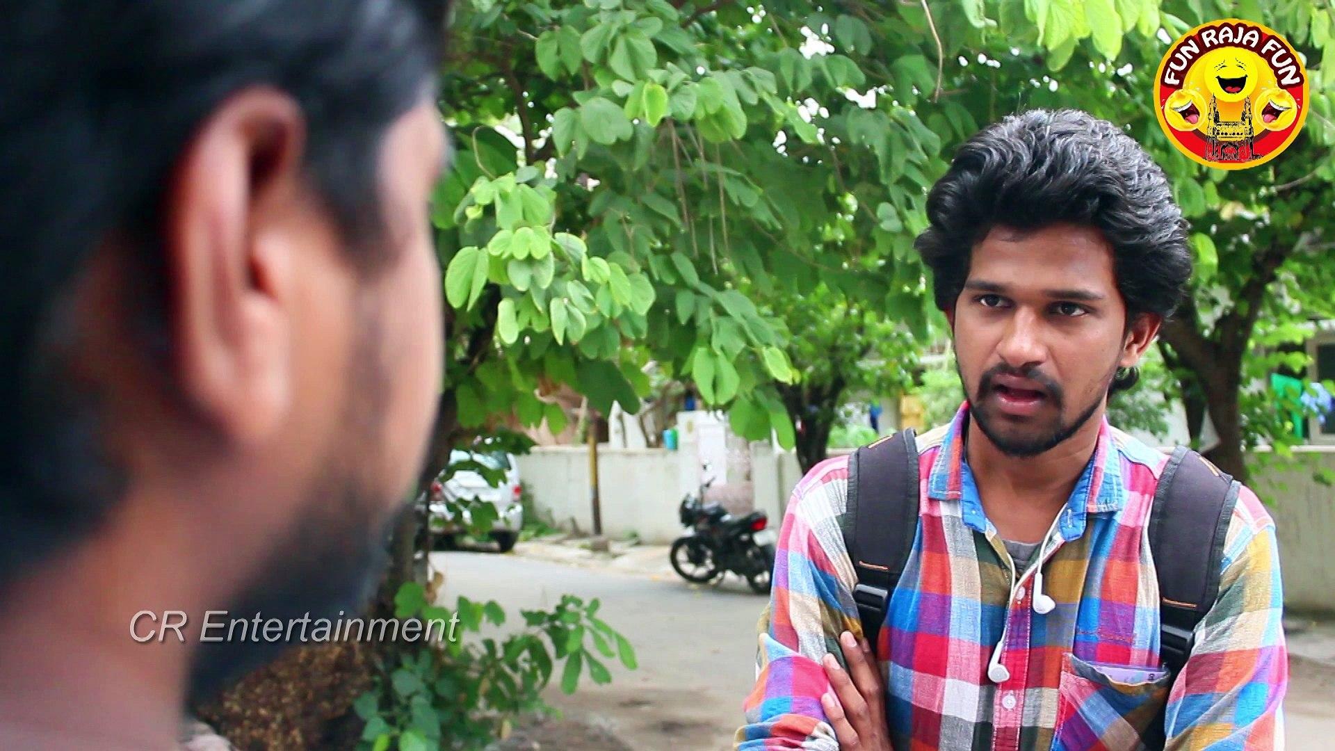 Fun Raja Fun ll Jeberdast Latest fun comedy ll Episode 8 By @ Sridhar Ambati...