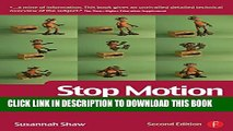 [PDF] Stop Motion: Craft Skills for Model Animation (Focal Press Visual Effects and Animation)