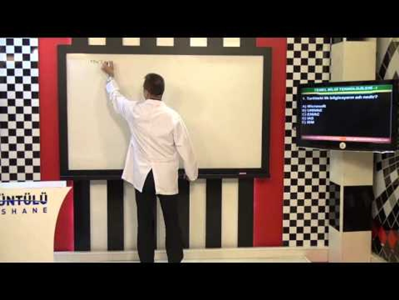 AÖF Temel Bilgi Teknolojileri 1 Eğitim Seti