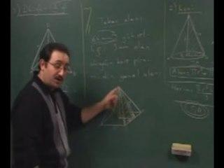 Geometri - 30. Katı Cisimler - 3
