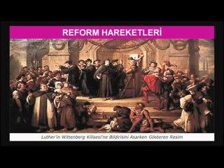 SMMM Staja Giriş Tarih (Reform Hareketleri)