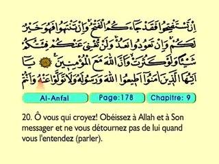 10. Anfal 1-40 - Le Coran