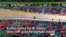 Rio 2016 Paralympics Day 2 Highlights