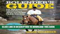 [PDF] Bolender s Guide to Mastering Mountain and Extreme Trail Riding Full Colection