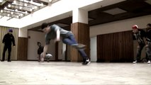 Bboying with James Brown [24]