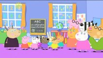 Peppa Pig English - Pedro's Cough 【03x03】 ❤️ Cartoons For Kids ★ Complete Chapters