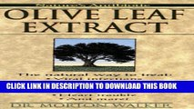 [PDF] Olive Leaf Extract Full Colection