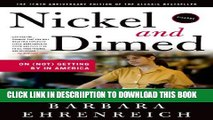 [New] Nickel and Dimed: On (Not) Getting By in America Exclusive Online