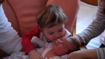 Little Boy Is The Greatest Big Brother Ever