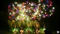 ピカイチ 2016長岡花火 ベスビアス超大型スターマイン(8月3日) Nagaoka Fireworks 2016. Pikaichi.
