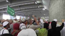 """El rey saudí rechaza la """"politización"""" de la peregrinación a La Meca"""
