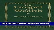 [PDF] Gospel of Wealth (Little Books of Wisdom) Popular Colection