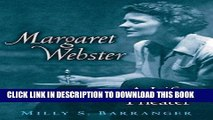 [PDF] Margaret Webster: A Life in the Theater (Triangulations: Lesbian/Gay/Queer