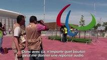 Le photographe aveugle des Jeux paralympiques de Rio