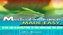 Collection Book Medical Insurance Made Easy: Understanding the Claim Cycle, 2e